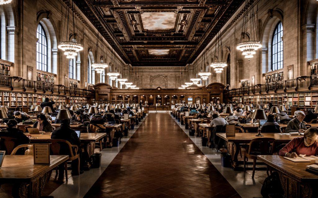 東大図書館